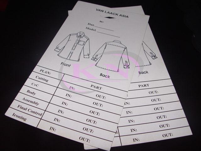 Thẻ Bài (DTT007)